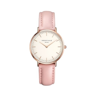 Klocka - The Tribeca White Pink Rose Gold