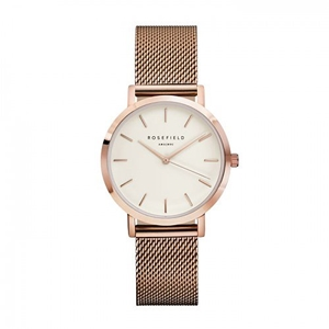 Klocka - The Tribeca White Rose Gold