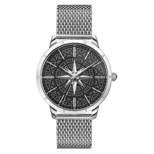 Klocka - REBEL AT HEART - MEN'S WATCH REBEL SPIRIT COMPASS