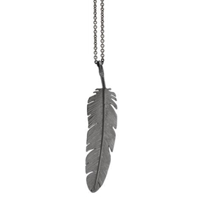 Hänge - Feather Pendant Large