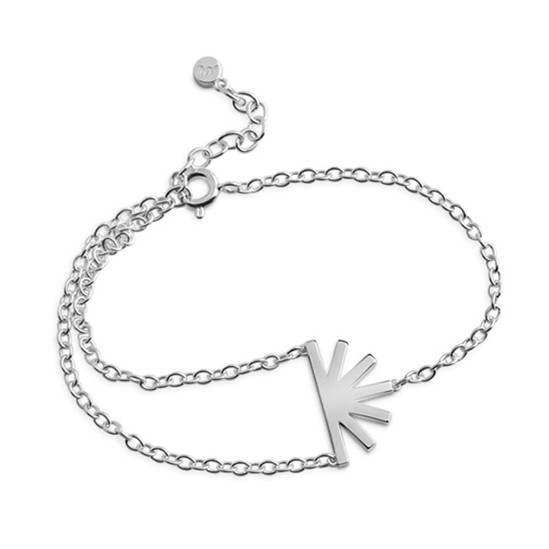 Armband - Shine: tri bracelet