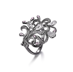 Ring - Wings of Dreams Ring by Anna David