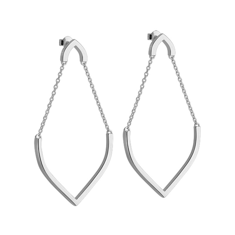 Örhänge - Petal: grand earrings