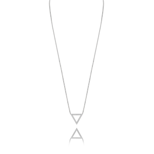 Halsband - Sign pendant necklace