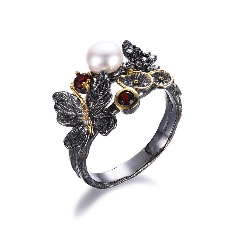 Ring - Designers Favorites Ring - Förtrollad skog