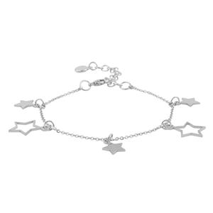 Armband - Steira charm brace plain s