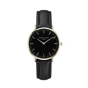 Klocka - The Tribeca Black Black Gold