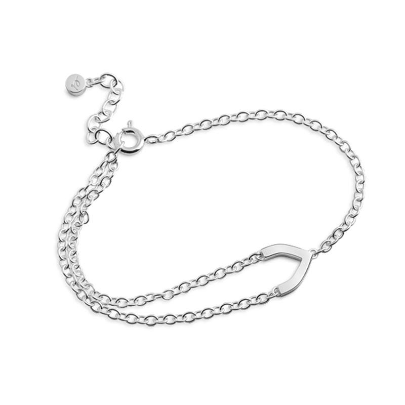 Armband - Petal: tri bracelet